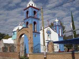 Church TOTOTEPEC, GUERRERO